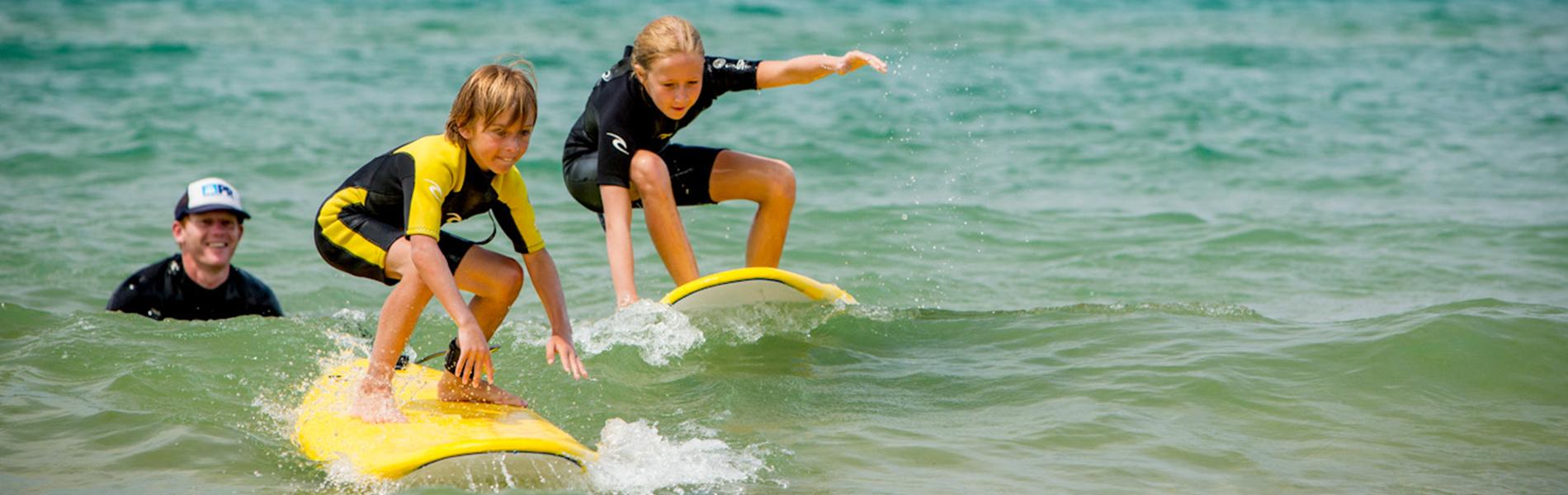 Great Lakes Surf Lessons   Sleeping Bear Surf & Kayak